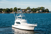 2001 Hatteras 60' Convertible 'Up To It'