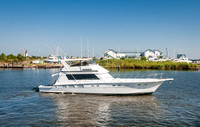 1987 Hatteras 65' Convertible 'Times Change'
